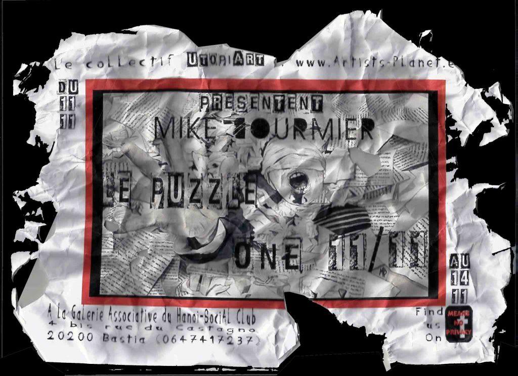Artists Planet Mike bourmier